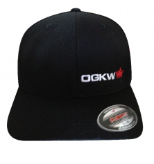OGKW FlexFit Black/Red